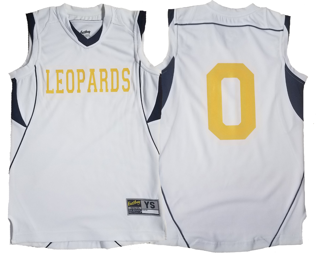 Leopards Basketball Jersey