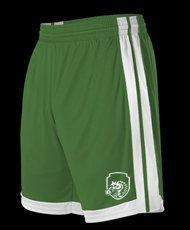 Mens Single Ply Basketball Short