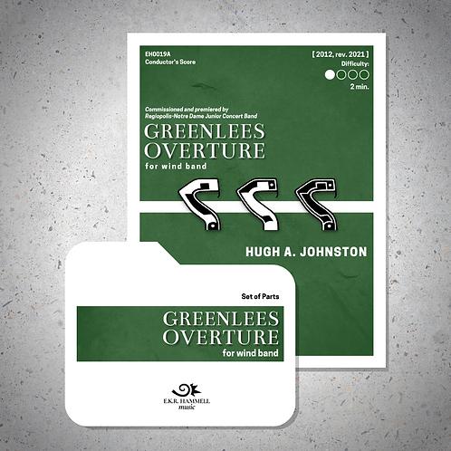 Greenlees Overture [FULL SET]