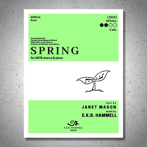 Spring [SCORE]