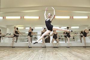 Ballerina di salto