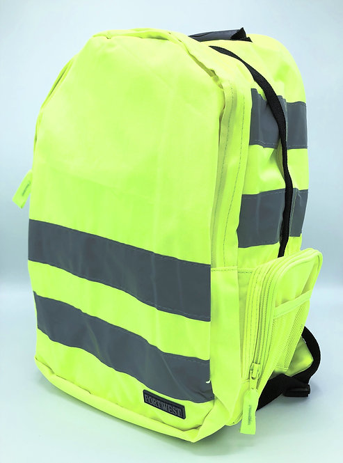 Warnschutz Rucksack