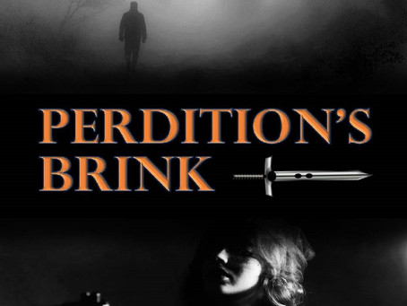 A New Cover for Perdition's Brink