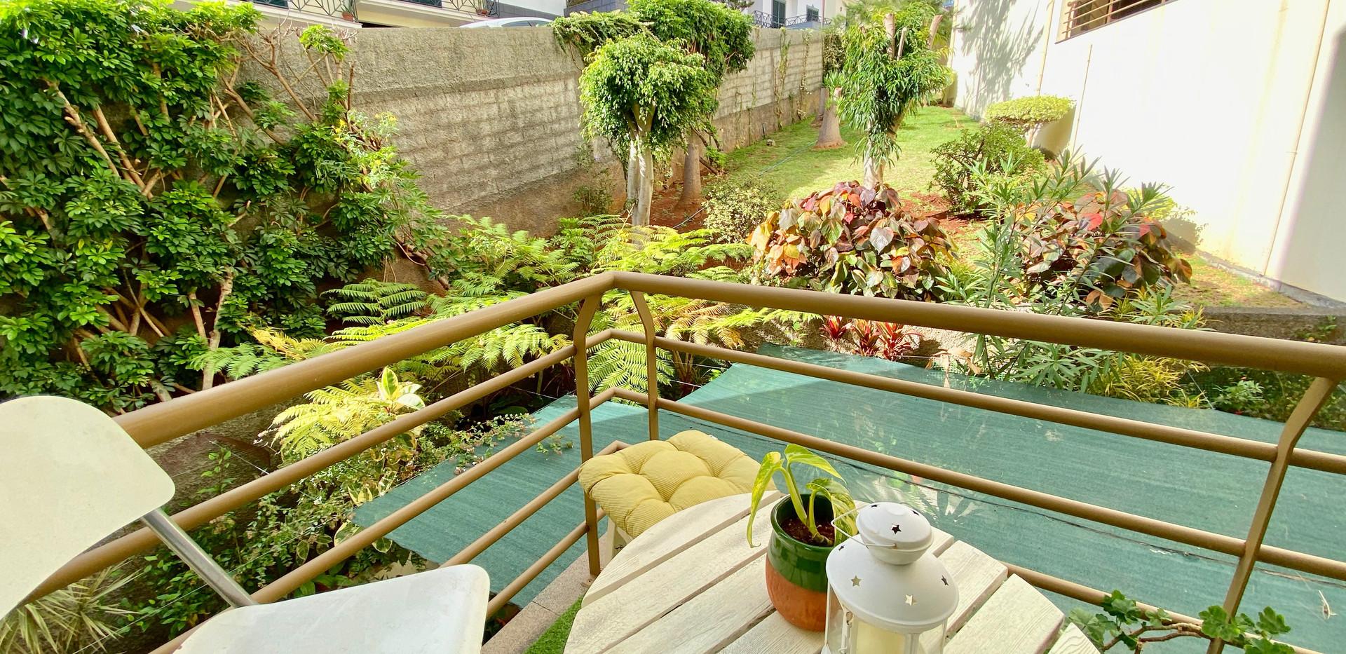 First veranda Facing The Garden