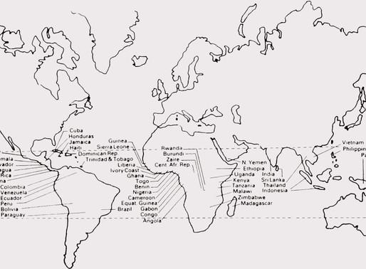 Kahve Ağacı Yetiştirilen Ülkeler