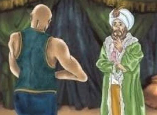 Sultan Mahmut ve Ayaz