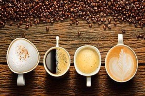 Kahve İçecek Çeşitleri