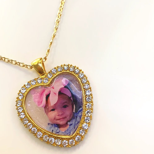 SOS Love Necklace