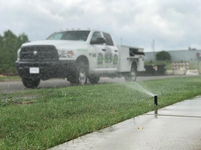 Irrigation Turn on!