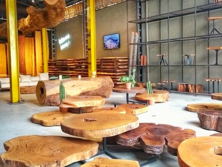 Arboreal: a paixão por madeira e sustentabilidade