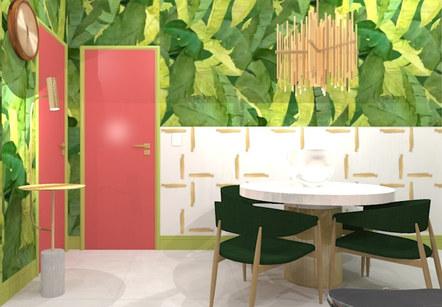 Sala de jantar - Vila Madalena