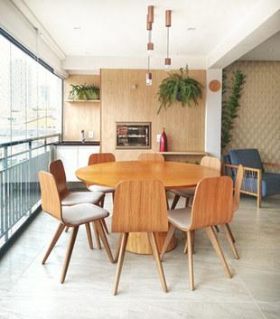 Sala de jantar Classic Ipiranga