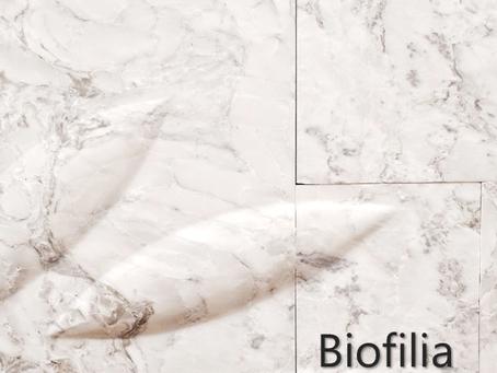 Mármore esculpido - Biofilia