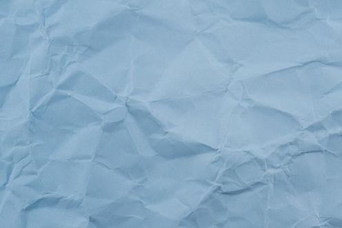 o papel que amassa e se reconstroi com dobras