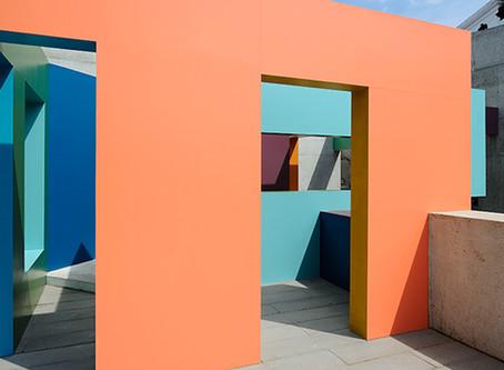 Color Block: a dança das cores nos espaços