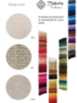 texturas de tecidos para tapetes