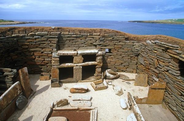 Ruínas de Skara Brae