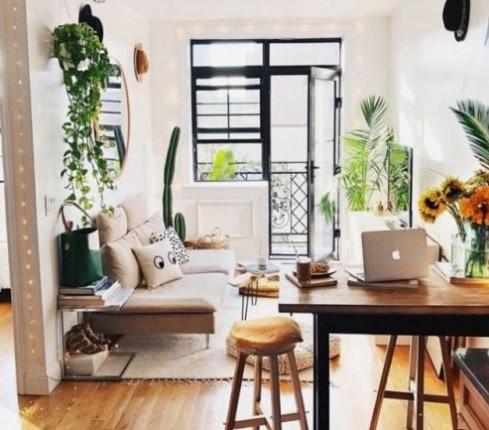 Kitchennet rustica e funcional