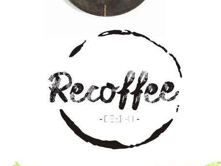 Recoffee Design: ressignificando com café!