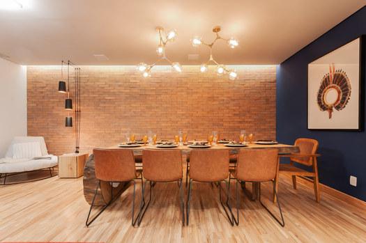Sala de jantar Charmant