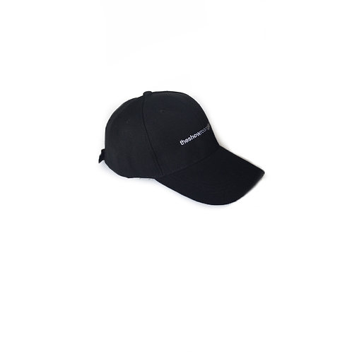 "theshowroomgallery® ""Calvin got a Job"" Worker Hat (BLK)"