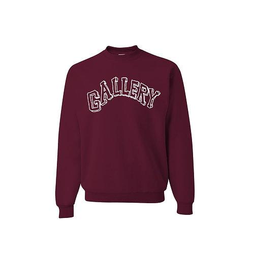 GALLERY crewneck  (COLORS)