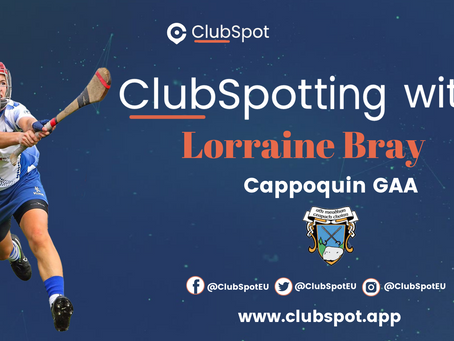 Clubspotting with Lorraine Bray