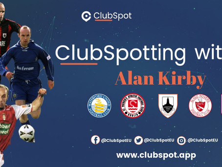 ClubSpotting with Alan Kirby