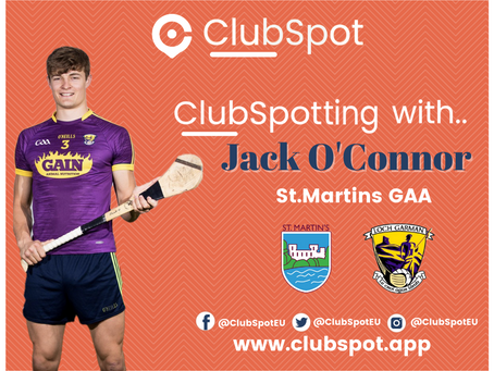 Clubspotting with Jack O'Connor