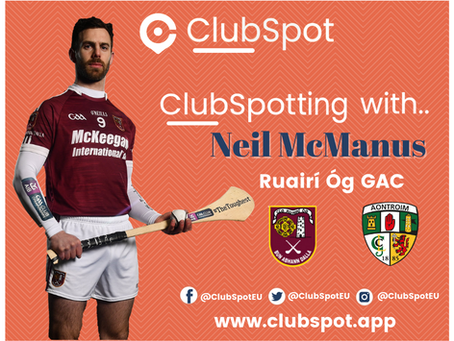 Clubspotting with Neil McManus