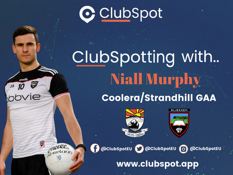 ClubSpotting With Niall Murphy