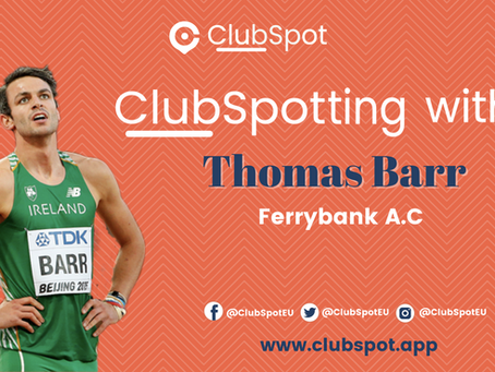 ClubSpotting with Thomas Barr