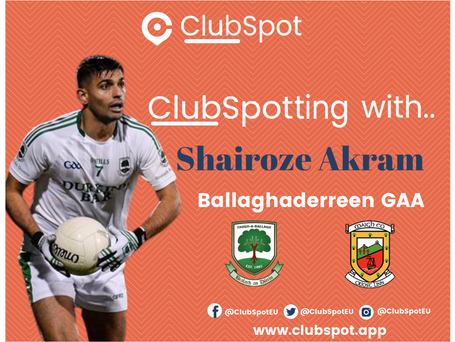 ClubSpotting With Shairoze Akram