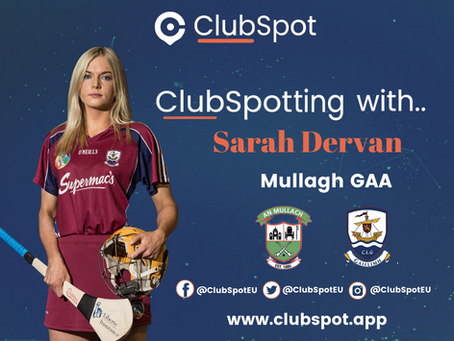 Clubspotting with Sarah Dervan
