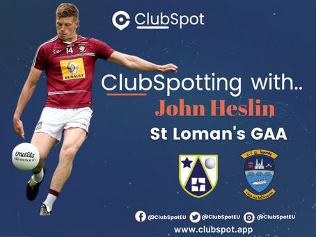 ClubSpotting With John Heslin
