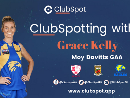 ClubSpotting with Grace Kelly