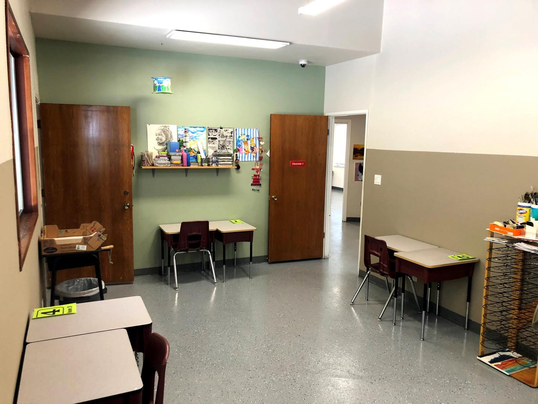 Room 3: Alternate View