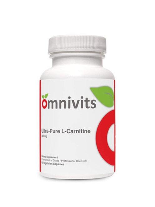 Ultra Pure L Carnitine  340 mg