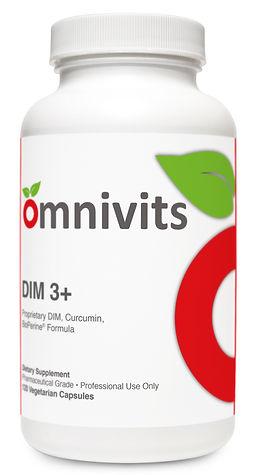 DIMension 3+ | DIM 3+ | diindolylmethane | Omnivits
