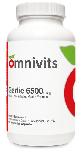 Garlic 6500mcg - Ultra Concentrated Garl
