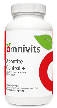Appetite Control  + Combatting Cravings