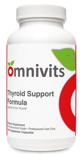 Thyroid Supports Formula| T3, T4 | Omnivits