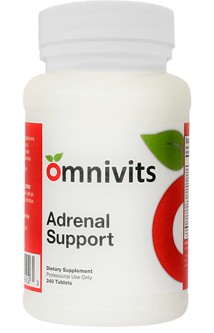Adrenal Support  - Fatigue diet - Endocrinologist Cortisol - Gland Pain - Weight Gain