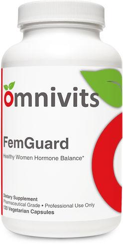 FemGuard healthy women hormone balance.J
