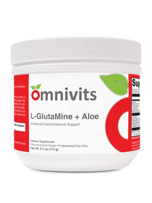 L-GlutMine + Aloe