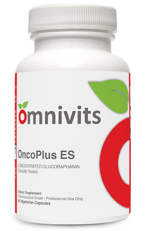 OncoPlus ES | Provides 100 mg of Glucoraphanin | Omnivits