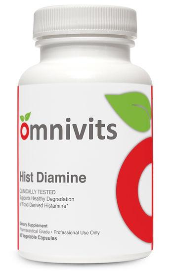 Hist Diamine | Diamine Oxidase (DAO) | Omnivits
