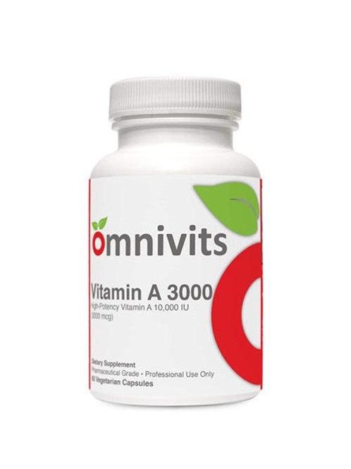 Vitamin A 3000  - High-Potency  - 10,000 IU