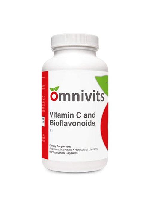 Vitamin C  Bioflavonoids  1:1