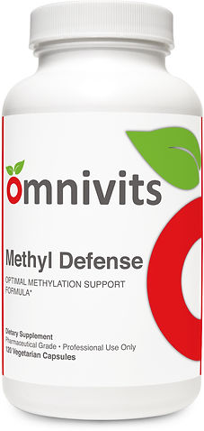 Methyl Defense | Methylation Protect & Supports | Omnivits